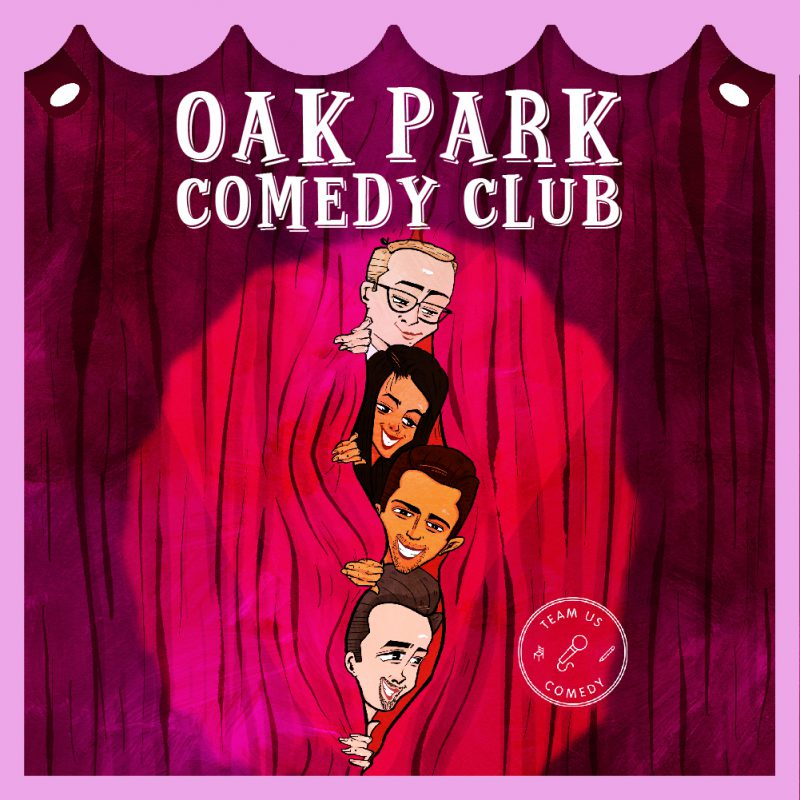 Oak Park Comedy Club Thursdays