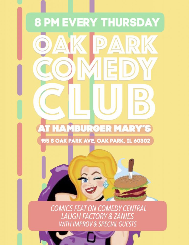 Oak Park Comedy Club